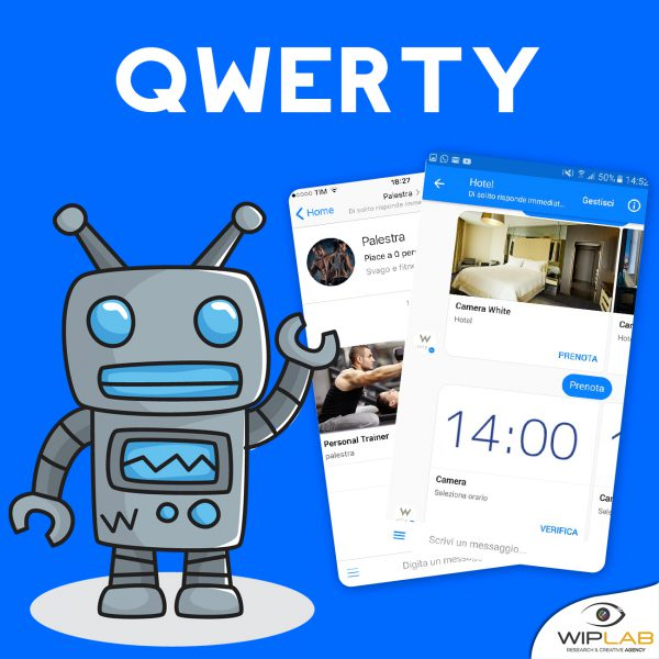 Chatbot QWERTY